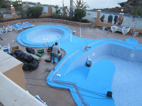 Suite Hotel Elba Castillo San Jorge & Antigua: The first 2 days.
