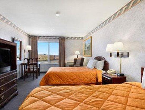 Days Inn Vega TX: Standard Two Queen Bedroom