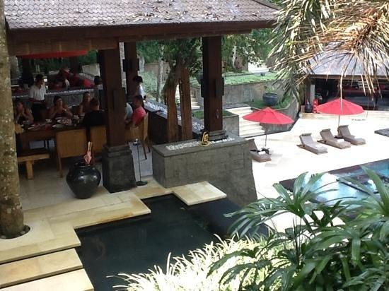 Villa The Sanctuary Bali: Breakfast at the Villa - delicious!