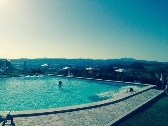Borgobrufa SPA Resort : Piscina SPA bello