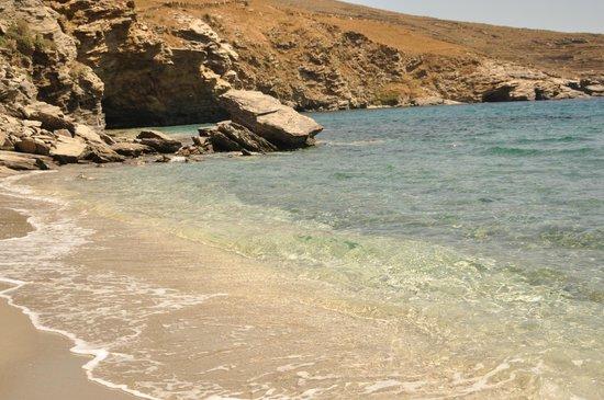 Iro Studios and Suites : Pidima beach