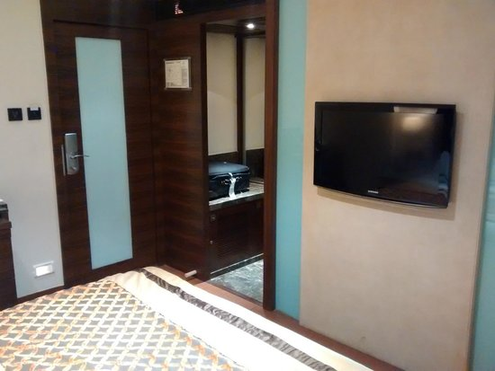 Hotel Bawa Continental: Room view