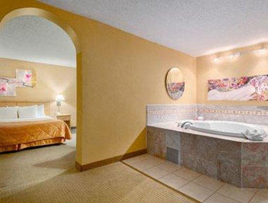 Gateway Hotel Dallas: Jacuzzi Suite