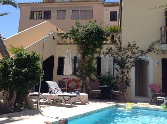 Hotel San Lorenzo: terrace