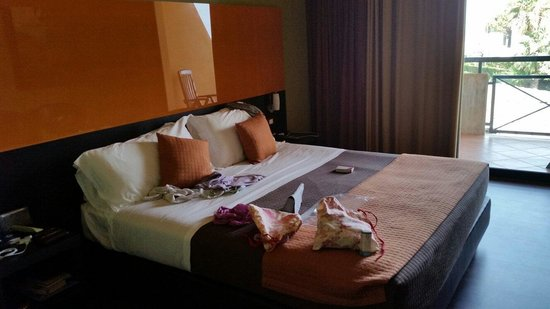 Hotel Andrea Doria : Camera da letto