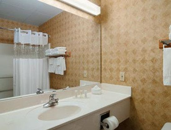 Baymont Inn & Suites Kennesaw: Bathroom