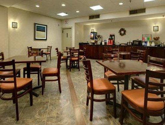 Days Inn Bordentown: Breakfast Area