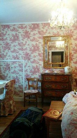 Manoir de Beauregard : room
