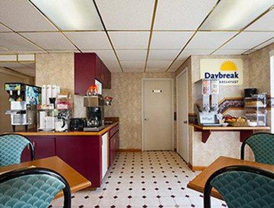 Days Inn Richburg: Breakfast Area