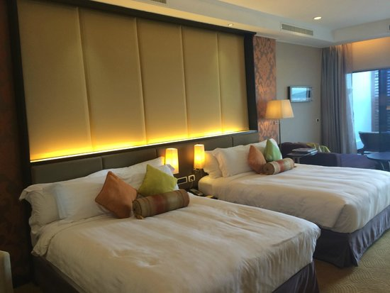 Dusit Thani Pattaya: Comfy Bed