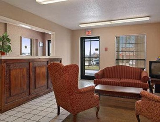 Days Inn Brownsville : Lobby