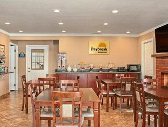 Days Inn Camarillo - Ventura: Breakfast Area