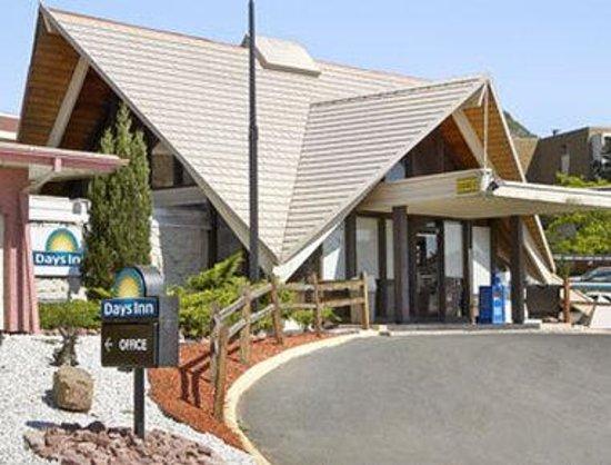 Days Inn Colorado Springs Garden Of The Gods Motel