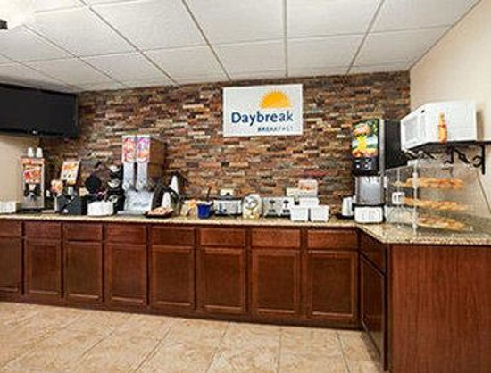 Days Inn & Suites Gunnison : Breakfast Area