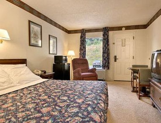 Scottish Inn: Standard King Bed Room