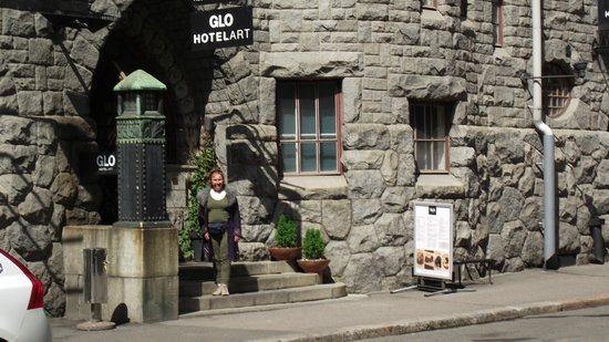 GLO Hotel Art: Beautiful architexture