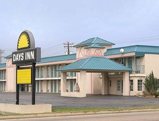Welcome to the Days Inn West Point