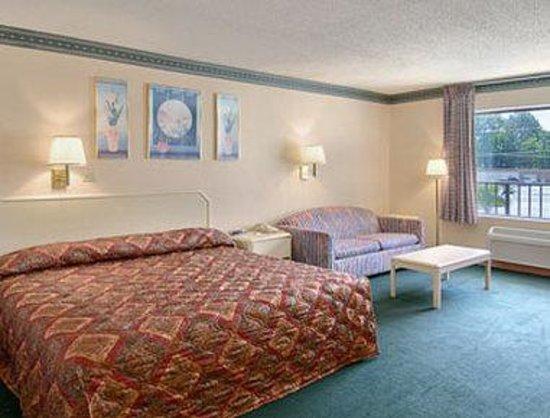 Days Inn Cheraw: Suite