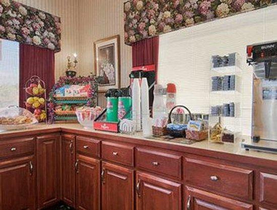 Days Inn Jonesville: Breakfast Area