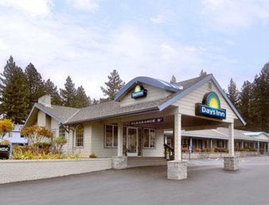 Days Inn South Lake Tahoe: Welcome to Days Inn S. Lake Tahoe-Lake Tahoe Blvd