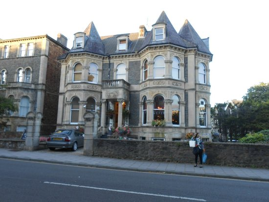 The Channings Hotel : Channings hotel, Bristol