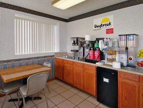 Days Inn Byron : Breakfast Area