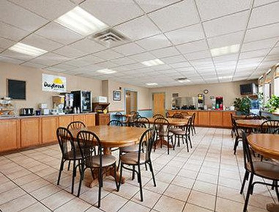 Days Inn Colchester Burlington : Breakfast Area