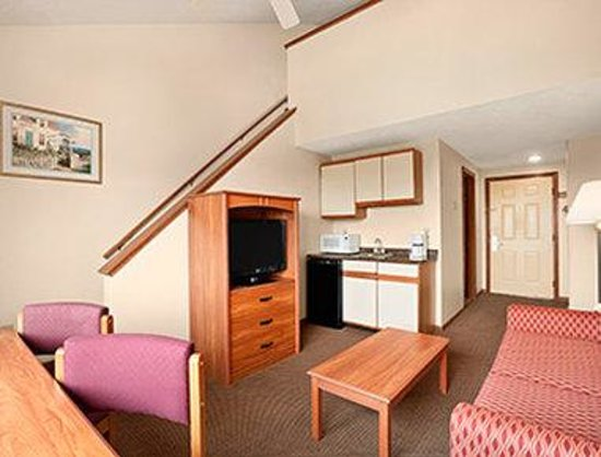 Days Inn Colchester Burlington : Loft Suite