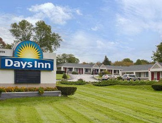 Days Inn Middletown/New Hampton: Welcome to the Days Inn Middleton-New Hampton