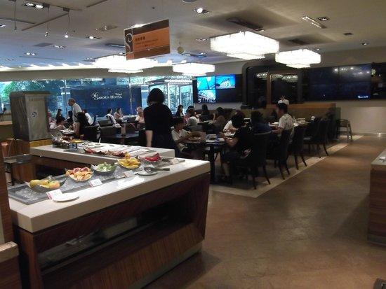 Taipei Garden Hotel: Restaurant