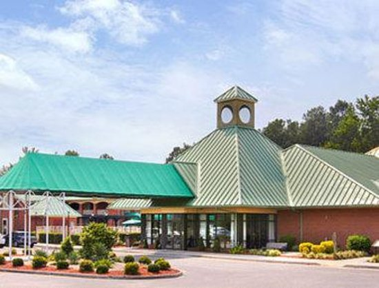 Days Inn Fort Lee South: Welcome to the Days Inn Petersburg - Fort Lee/South