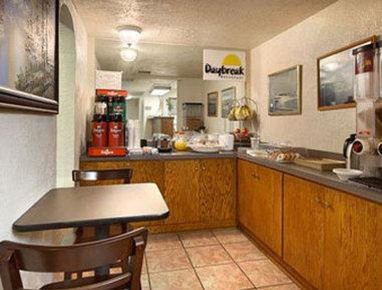 Days Inn Rockport: Breakfast Area