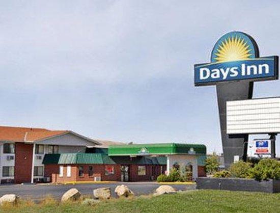 Days Inn Rawlins: Welcome to the Days Inn, Rawlins