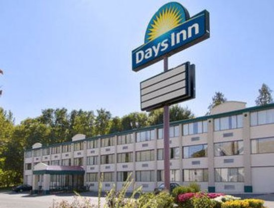 Welcome to the Days Inn Schenectady