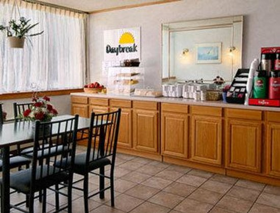 Days Inn Schenectady: Breakfast Area