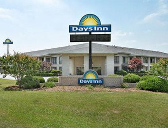 Days Inn Spartanburg Waccamaw : Welcome to the Days Inn Spartanburg - Waccamaw