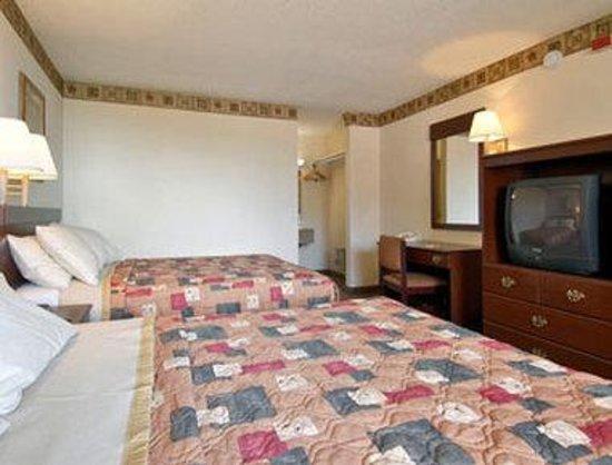 Days Inn Orlando Near Millenia Mall : Standard Two Double Bed Room