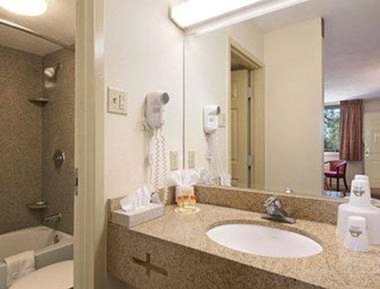 Days Inn Orlando Near Millenia Mall : Bathroom