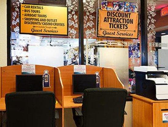 Days Inn Orlando Convention Center/International Drive : Business Center
