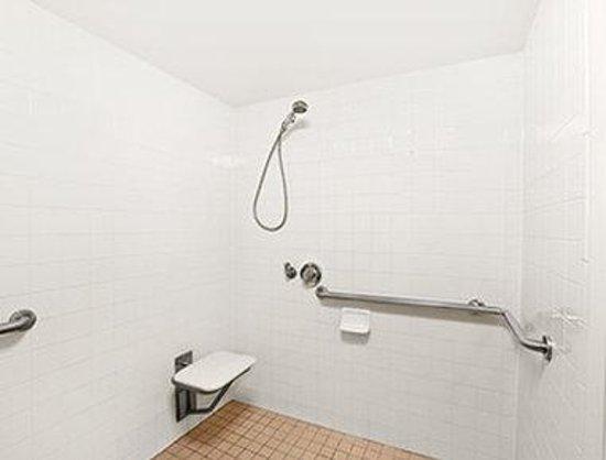 Days Inn Jacksonville South / Near Memorial Hospital: ADA Bathroom