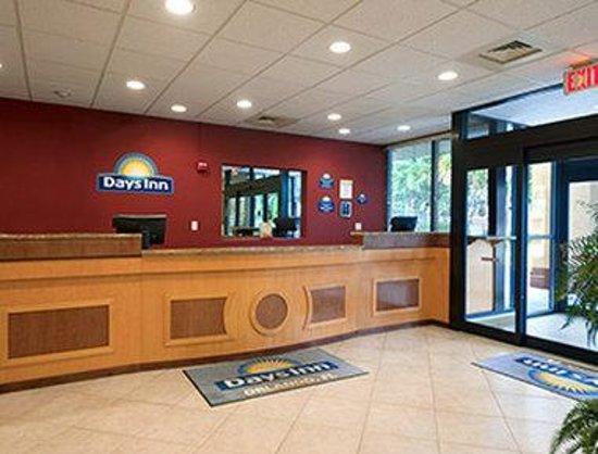 Days Inn Orlando Convention Center/International Drive : Lobby