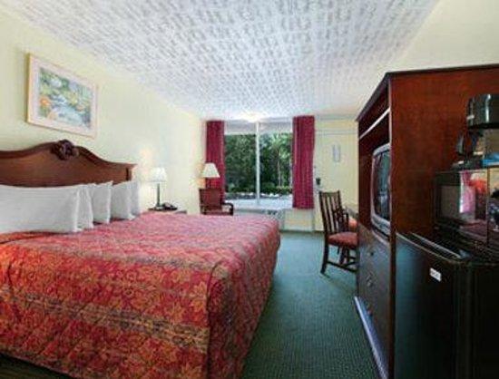 Days Inn Mount Pleasant-Charleston-Patriots Point : Standard King Bed Room