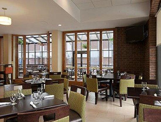 Days Inn Baltimore Inner Harbor: Breakfast Area