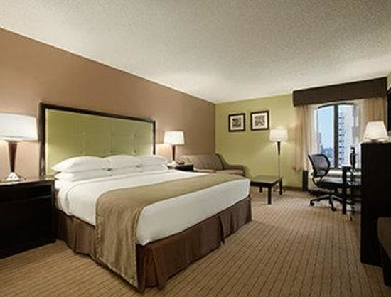 Days Inn Baltimore Inner Harbor: Standard King Bed Room