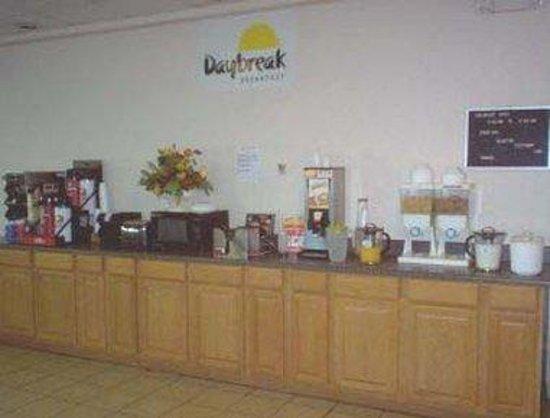 Days Inn Tallahassee-Government Center : Breakfast Area