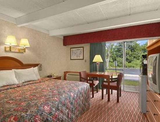 Days Inn Ann Arbor: Standard King Bed Room