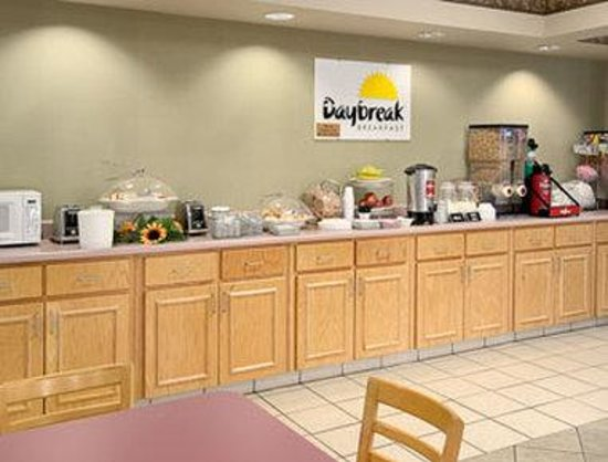 Days Inn by Wyndham Lake City I-75 : Breakfast Area