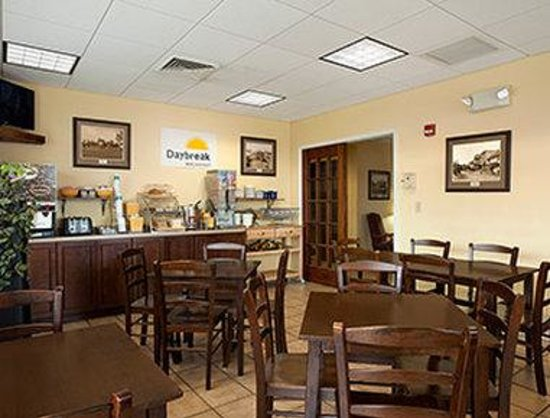 Days Inn Frederick: Breakfast Area