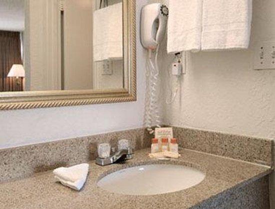 Days Inn West Palm Beach: Bathroom