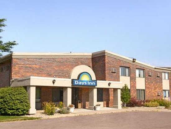 Days Inn Sioux Falls Airport: Welcome to the Days Inn Sioux FallsNorthAirport